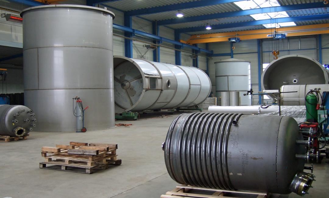 Werkstätten GmbH: Behälterbau