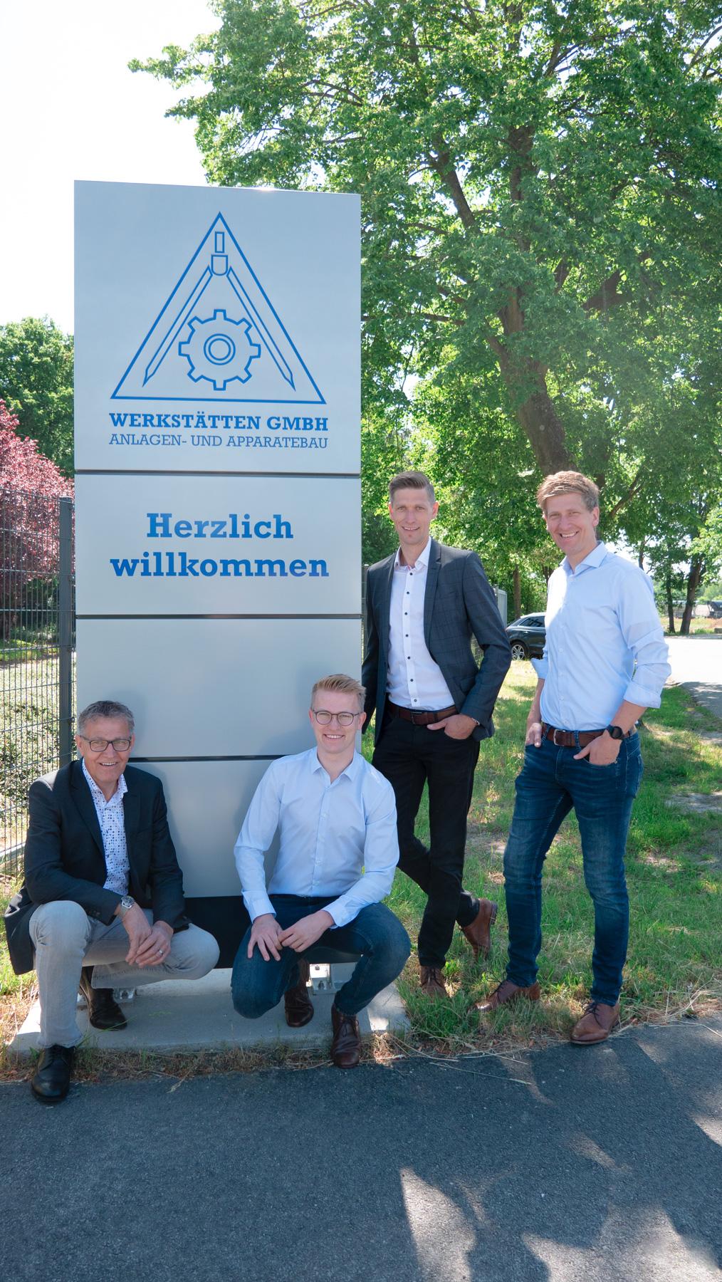 Werkstätten GmbH: Familie Moggert