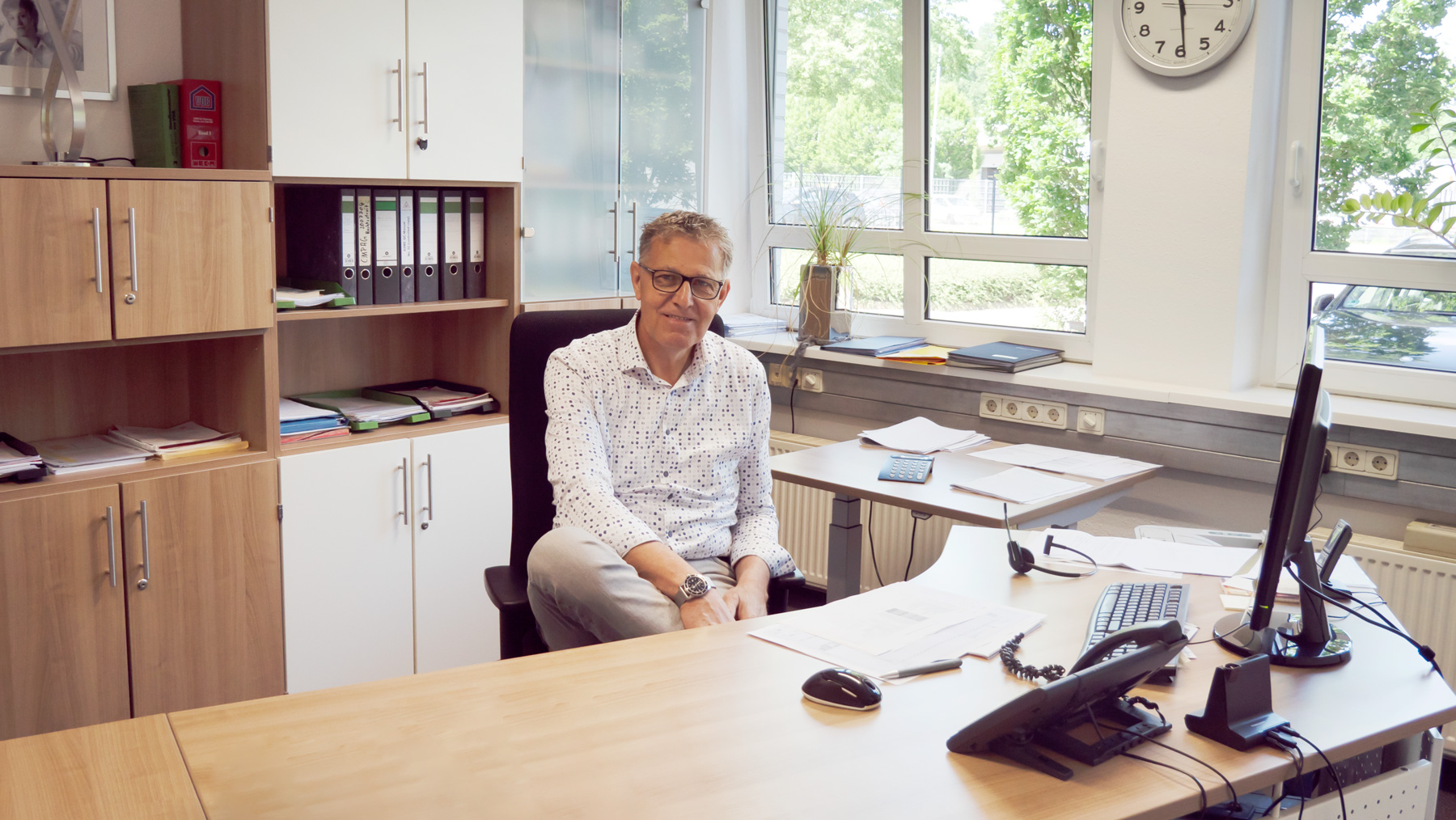 Werkstätten GmbH: Alfred Moggert