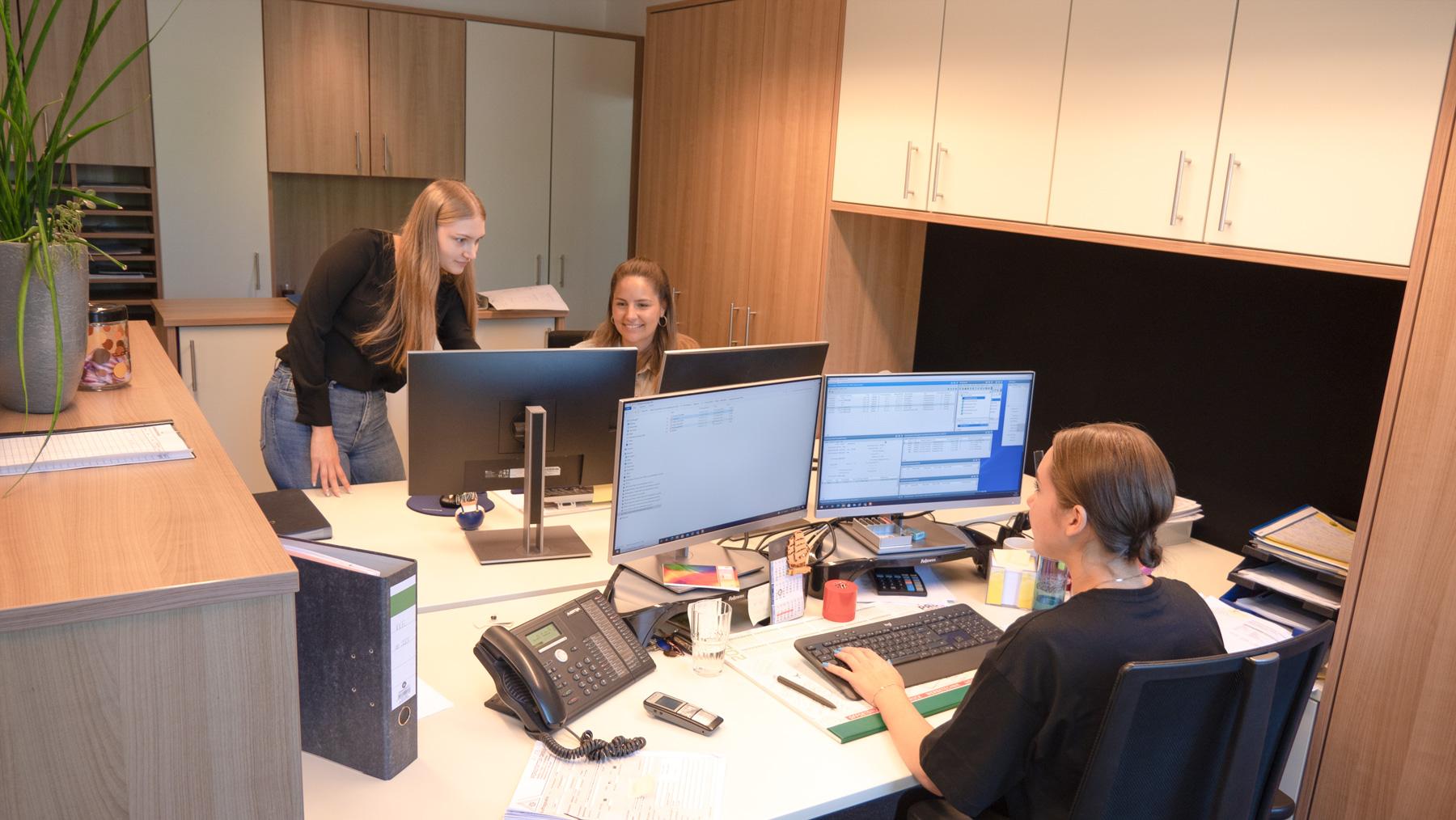 Werkstätten GmbH: Sekretariat