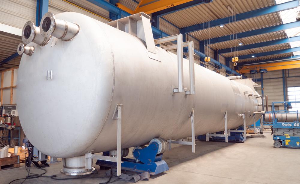 Werkstätten GmbH: Wärmetauscher